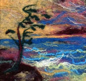 Living Sea by Linda Roe
