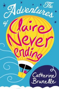 Claire Never-Ending by Catherine Brunelle