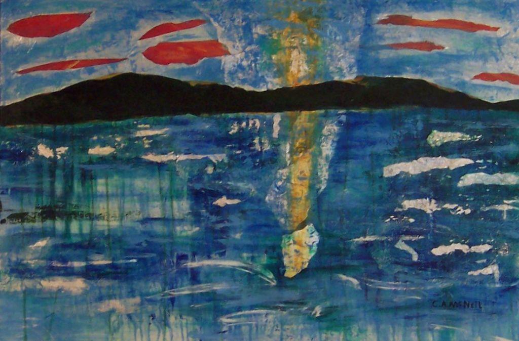 The Far Shore by Carol Ann McNeil