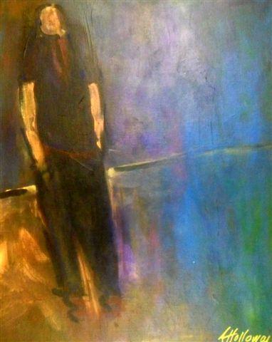 Man Alone by Anya Holloway