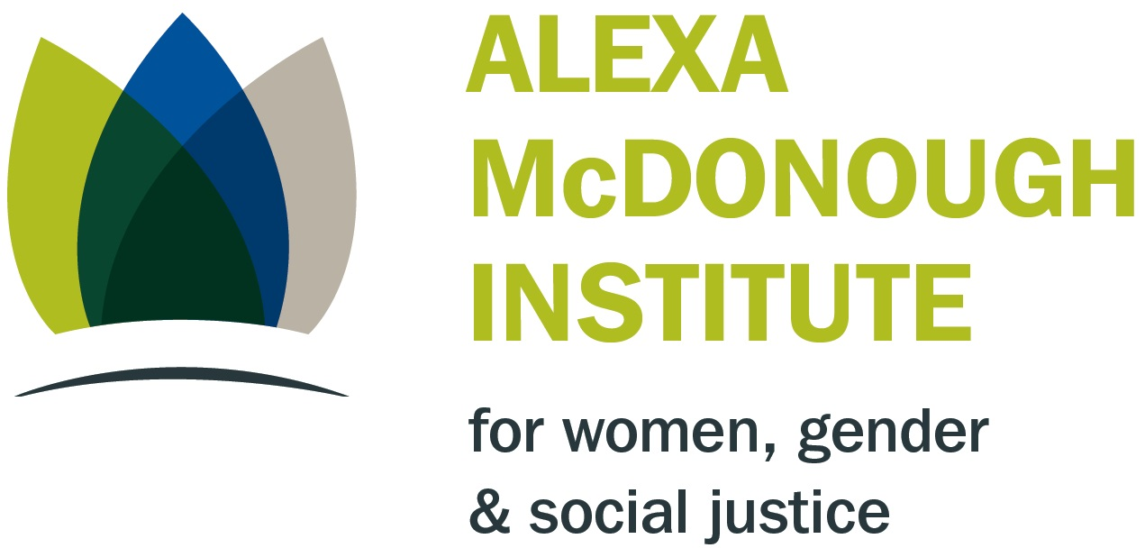 Alexa McDonough Institute logo