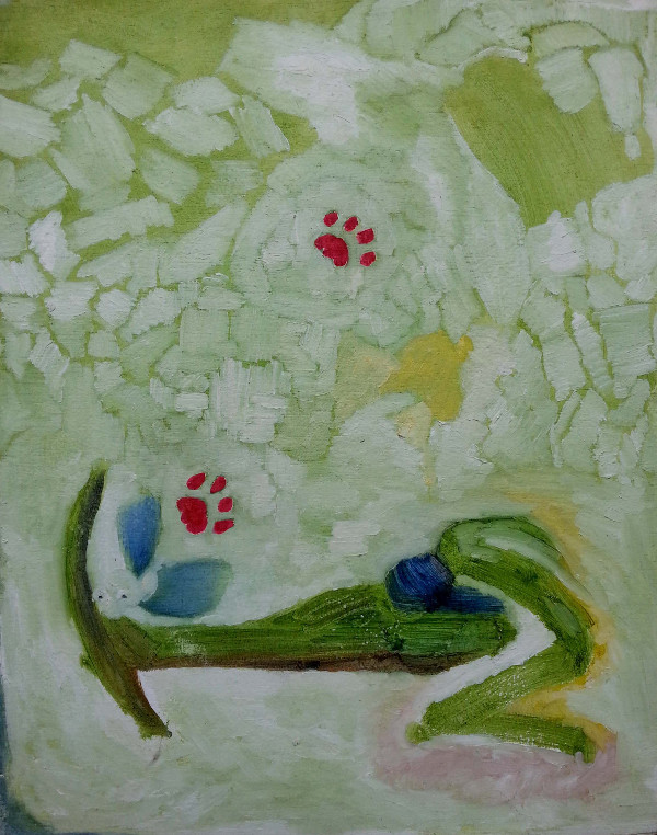 Deb Wiles Genuflect_scaled