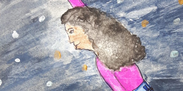 Even If…. with art by Lily Brigham-Gale