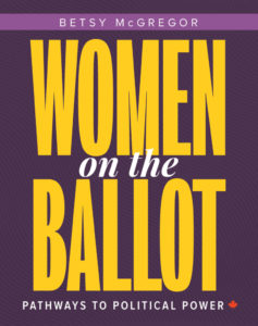 Book cover for Women on the Ballot: Pathways to Political Power
