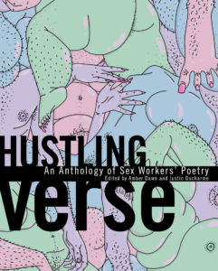 Book cover for Hustling Verse: An Anthology of Sex Workers' Poetry