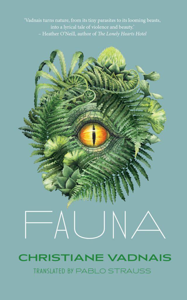 "Cover of ""Fauna"" book."