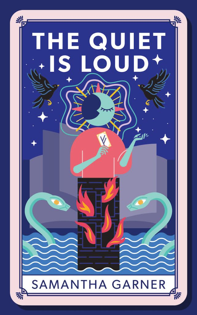 Cover image for The Quiet Is Loud